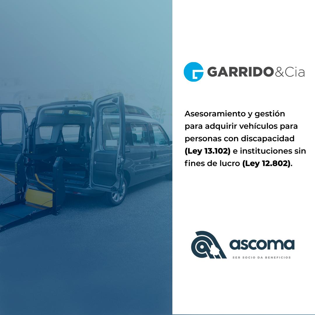 Garrido & Cía – Asesoramiento y Gestión